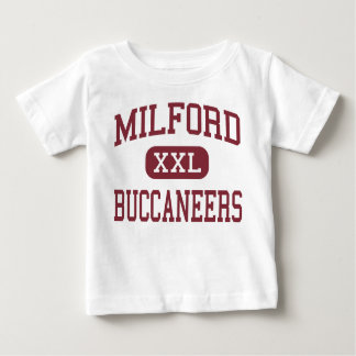 Milford - Buccaneers - altos - Milford Delaware Tshirts