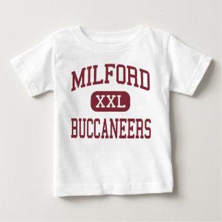 Milford - Buccaneers - High - Milford Delaware Tshirt