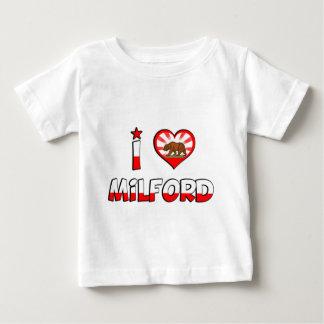 Milford, CA T-shirt