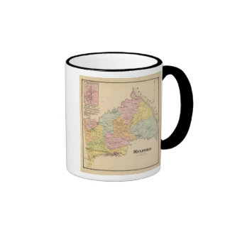 Milford ciento taza de café