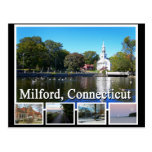 Milford Connecticut Multiview Postal