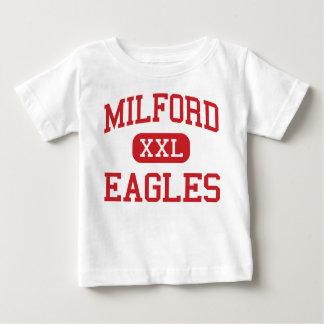 Milford - Eagles - High School secundaria - Camiseta