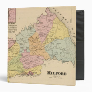 Milford Hundred 3 Ring Binders