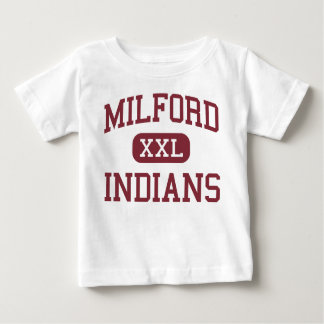 Milford - Indians - High - Milford Connecticut Infant T-shirt