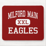 Milford Main - Eagles - Middle - Milford Ohio Mouse Pad