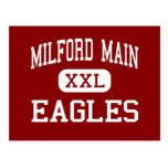 Milford Main - Eagles - Middle - Milford Ohio Post Cards