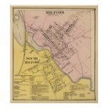 Milford, Milford del sur Poster