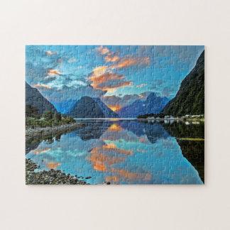 Milford Sound Jigsaw Puzzle