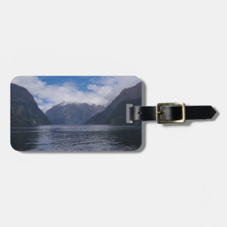 Milford Sound, New Zealand Bag Tag