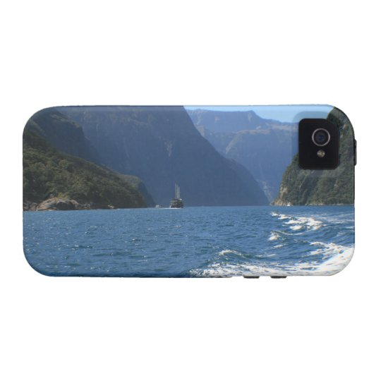 Milford Sound, New Zealand Case For The iPhone 4