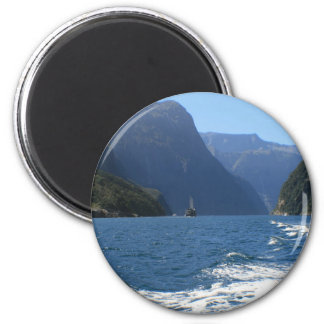 Milford Sound, New Zealand Magnet