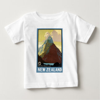 Milford Sound New Zealand Mountain Shirts