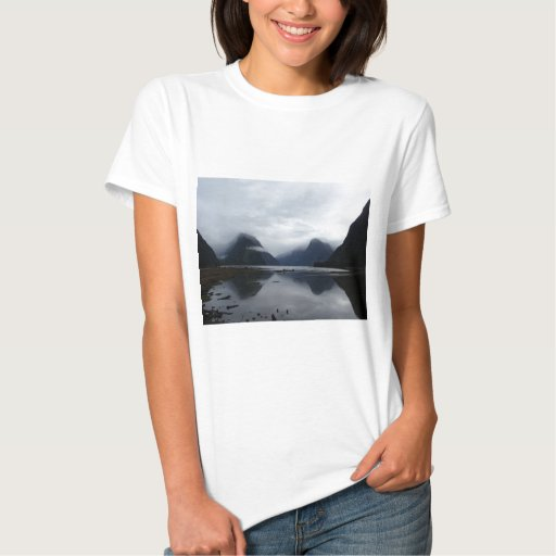 Milford Sound, New Zealand Shirt