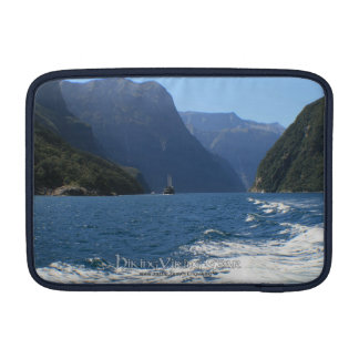 Milford Sound, New Zealand Sleeve For MacBook Air