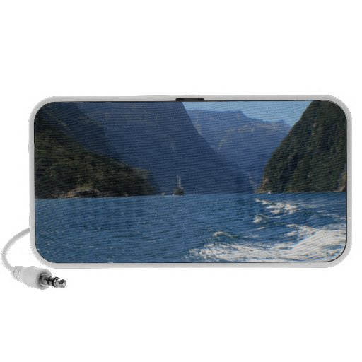 Milford Sound, New Zealand Travel Speakers