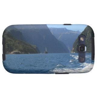 Milford Sound, Nueva Zelanda Galaxy SIII Carcasa