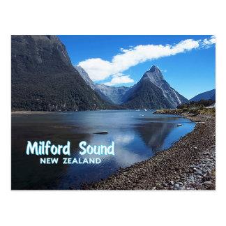 Milford Sound, Nueva Zelanda Postal