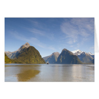Milford Sound Panorama 1 Card