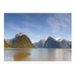 Milford Sound Panorama 1 Post Cards