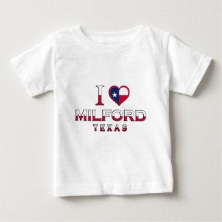 Milford, Tejas Tshirts