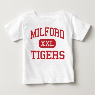 Milford - tigres - High School secundaria - T-shirts