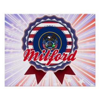 Milford, UT Poster