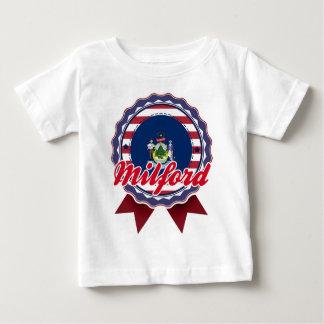 Milford, YO Camiseta