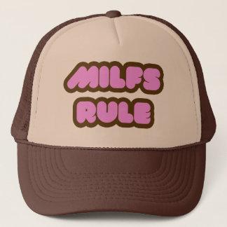 MILFs Rule Trucker Hat