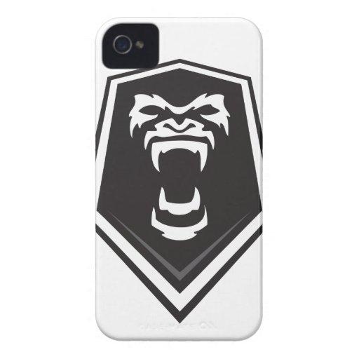 Milicia de la guerrilla: Iphone urbano Case-Mate iPhone 4 Carcasas