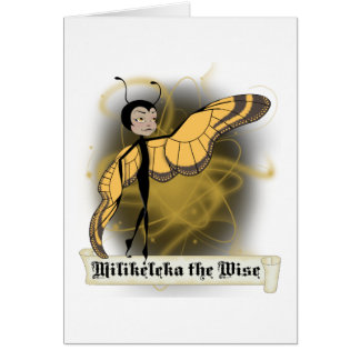 Milikeleka the Wise Card