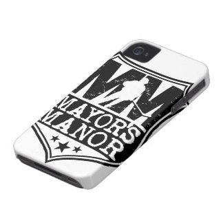 Milímetro - caso del iphone iPhone 4 Case-Mate coberturas