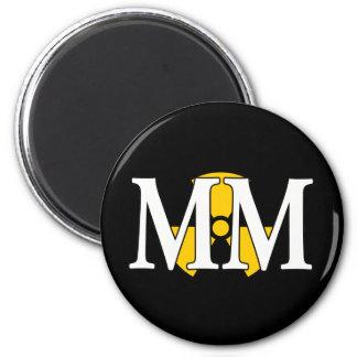 Milímetro - El compañero del maquinista Imán Redondo 5 Cm