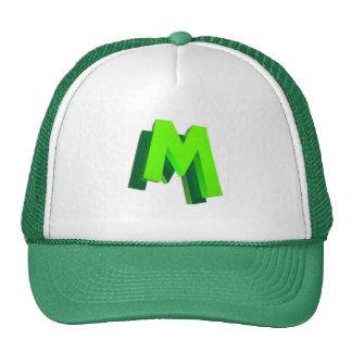 Milímetro espumoso gorras de camionero