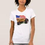 Milímetro-Modelo U Camisetas