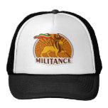 MILITANCE TRUCKER TRUCKER HAT