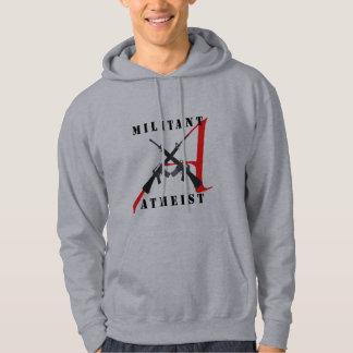 Militant Atheist Hoodie