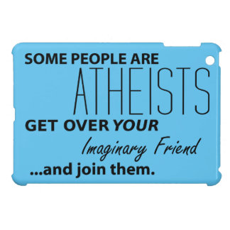 Militant Atheist: Some People Are Atheists! Cover For The iPad Mini