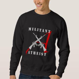 Militant Atheist Sweatshirt