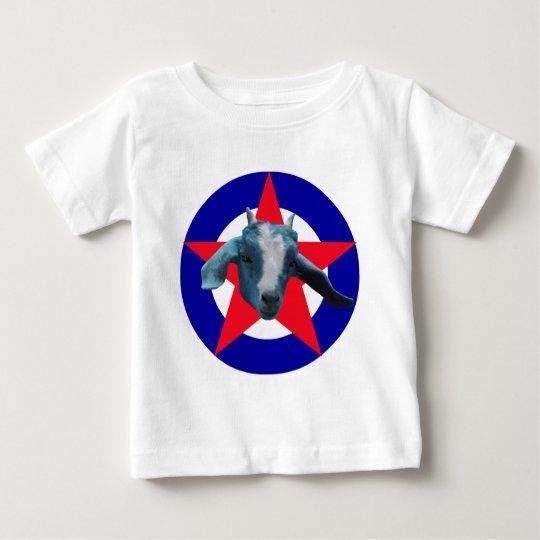 Militant Goat Baby T-Shirt