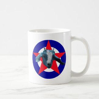 Militant Goat Coffee Mug