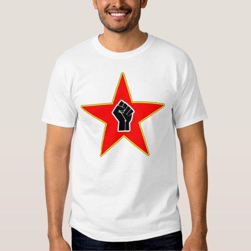 Militant Star T-shirt