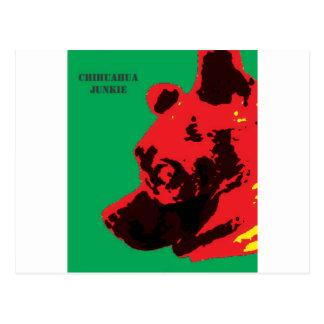 militantchihuahua postcard