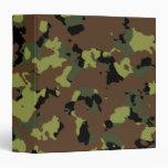 Militares Camo del verde de musgo