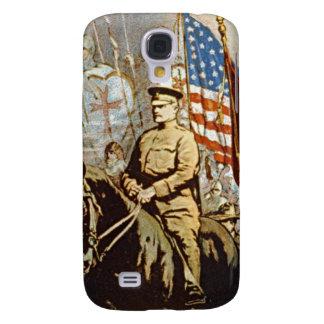 Militares de los E.E.U.U. del vintage de los Funda Samsung S4