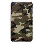 militares del ejército del modelo del camuflaje de barely there iPod cárcasas