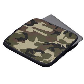 militares del ejército del modelo del camuflaje de manga computadora