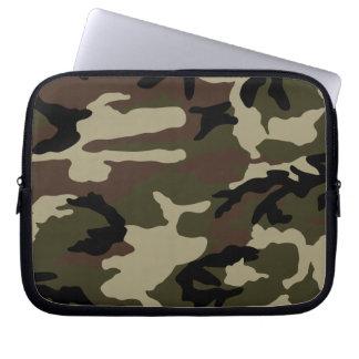 militares del ejército del modelo del camuflaje de mangas portátiles