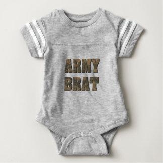 Militares divertidos del PALO DE GOLF del EJÉRCITO Body Para Bebé