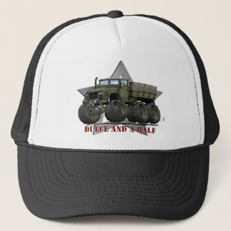 Military 6x6 Duece Trucker Hat