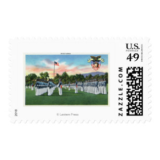 Military Academy Dress Parade # 2 Postage